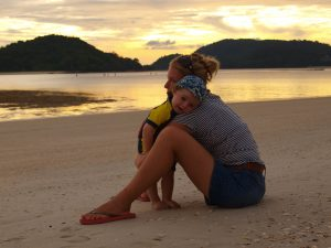 Backpacking with a baby SE Asia