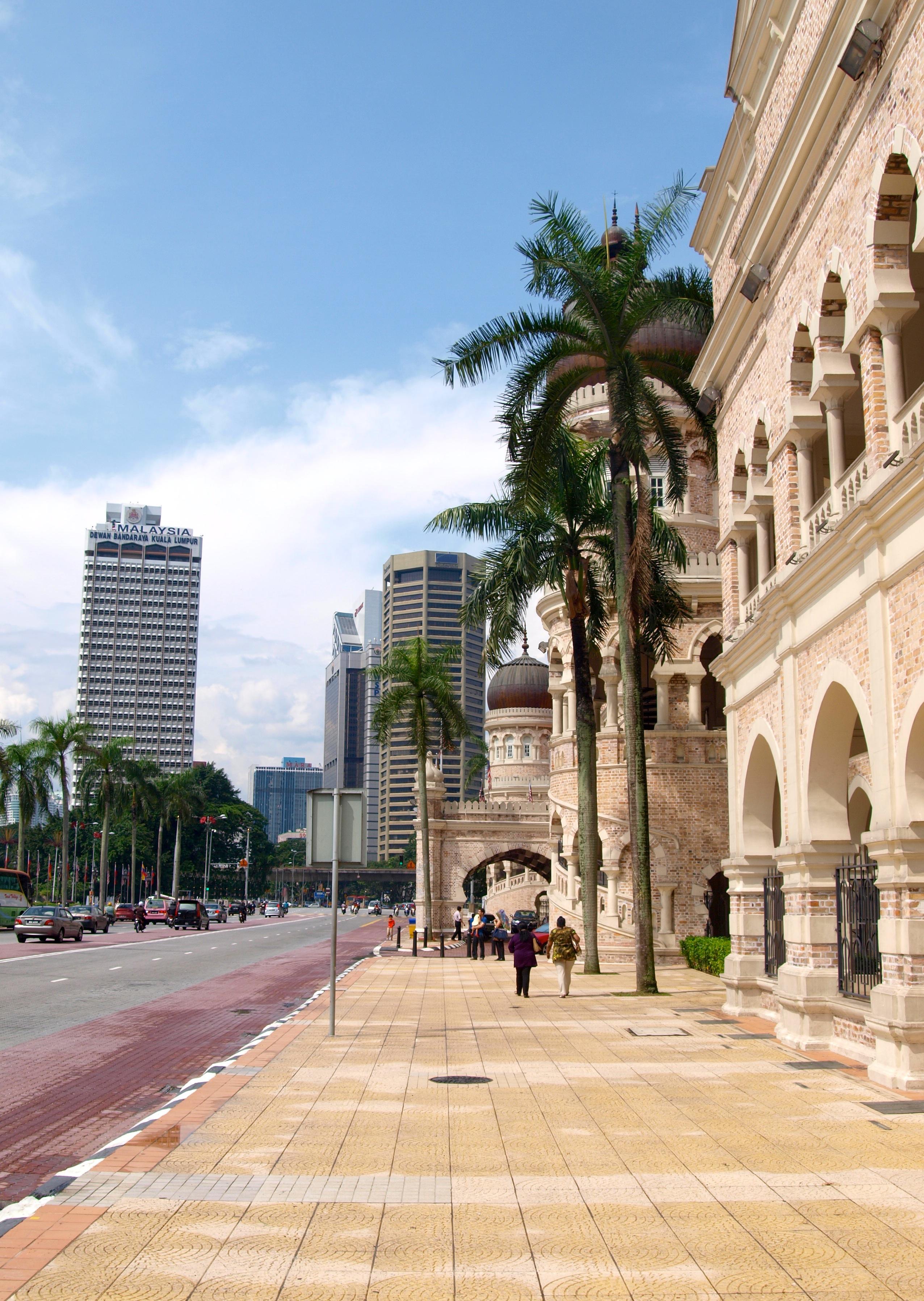 Our new home (Kuala Lumpur, Malaysia)