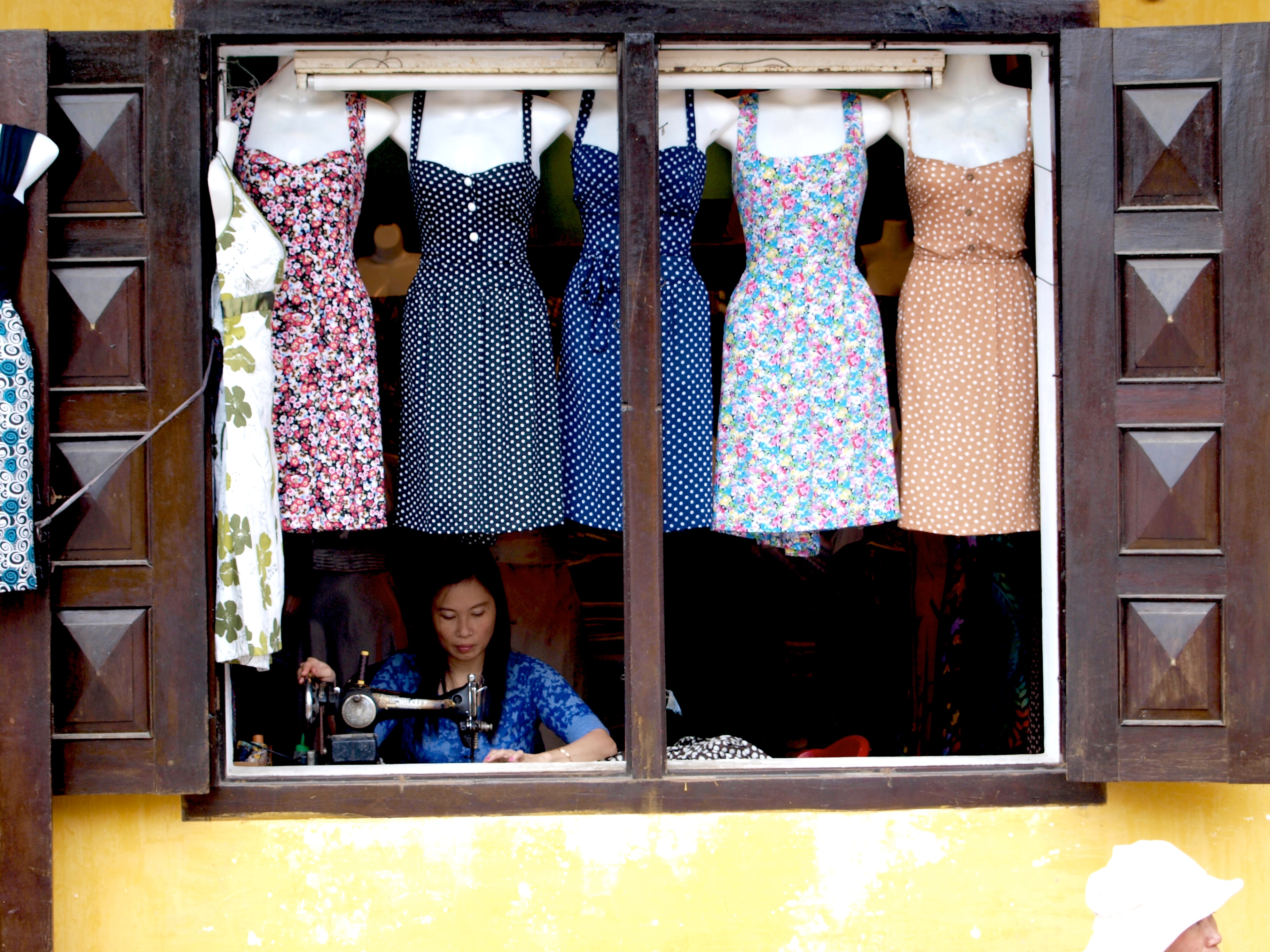 Made to measure (Hoi An, Vietnam)