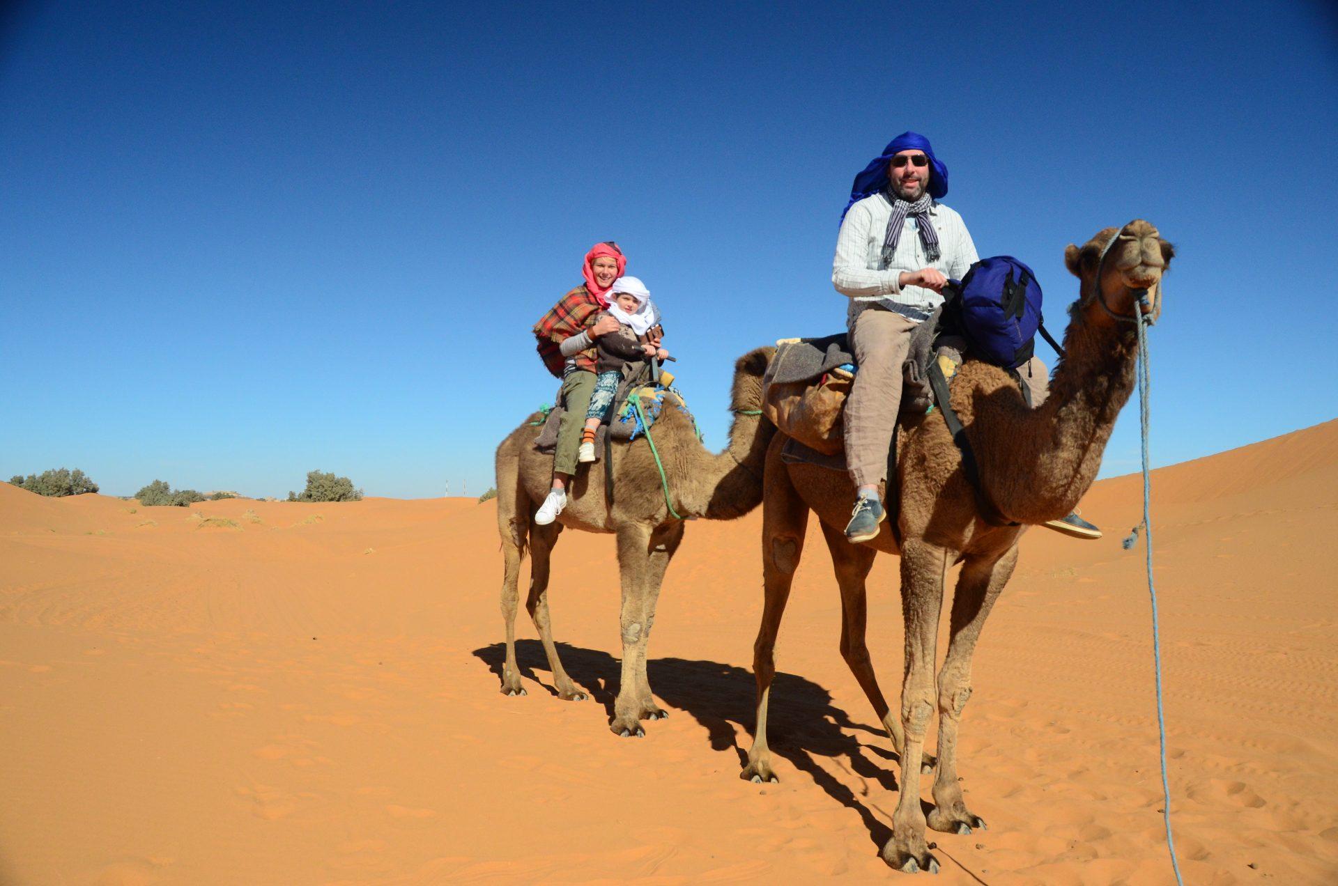 Morocco | Sahara Desert Adventure With Kids