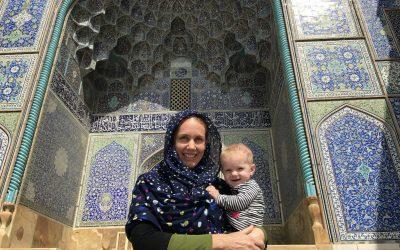 Meet Rebecca-Iran