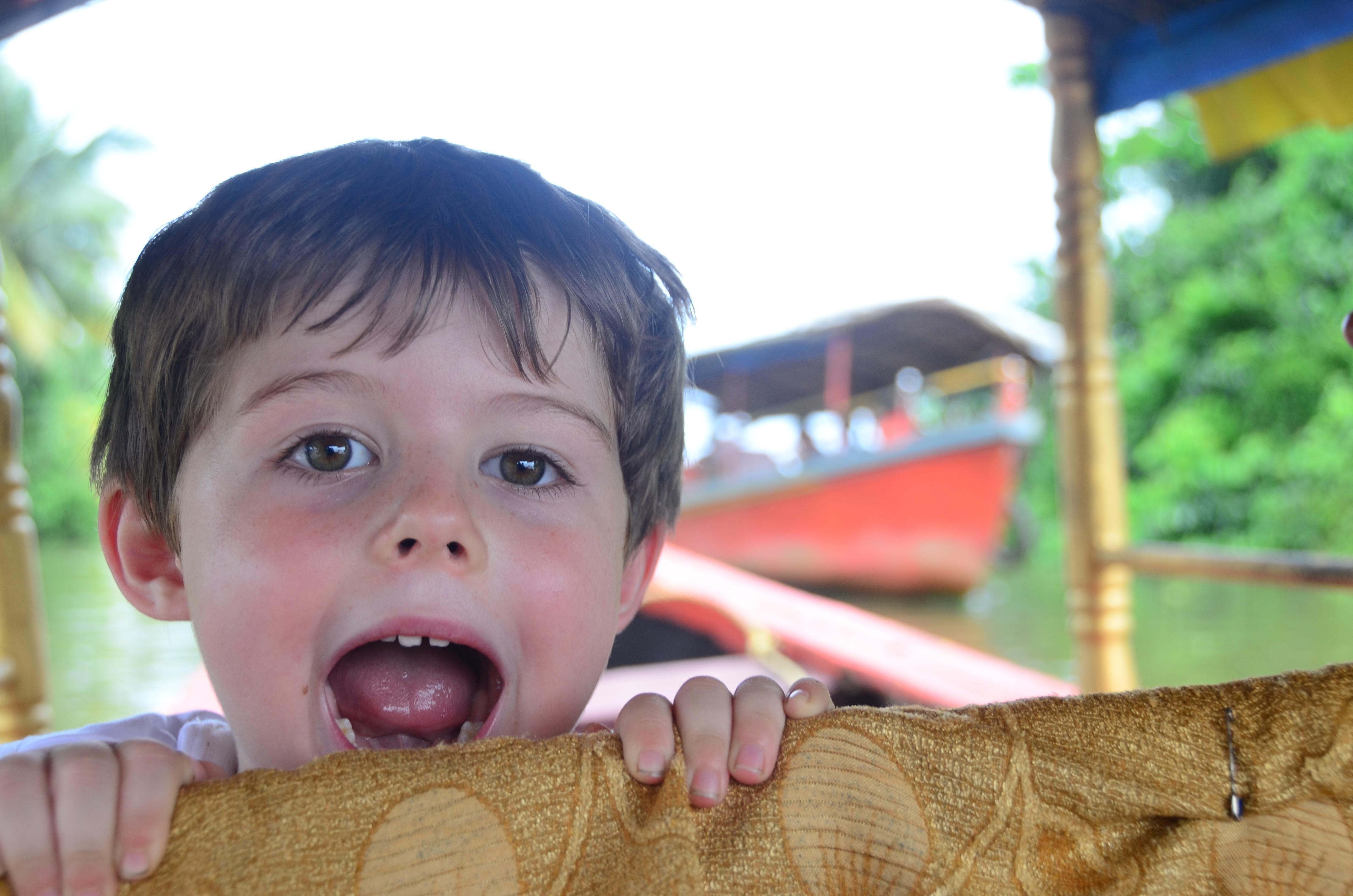 Kerala with kids