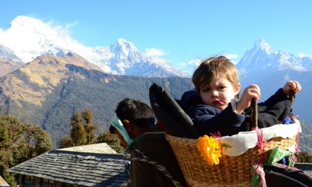 Nepal | Trekking Poon Hill With Kids