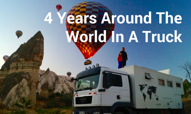 4 Years Around the World in a Truck
