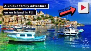 Greek Island hopping with kids