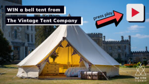 Win a bell tent