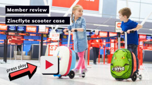Zincflyte scooter review