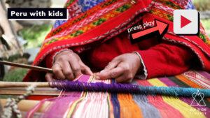 Trekking in Peru with kids