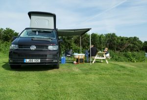 Setting up a family camp