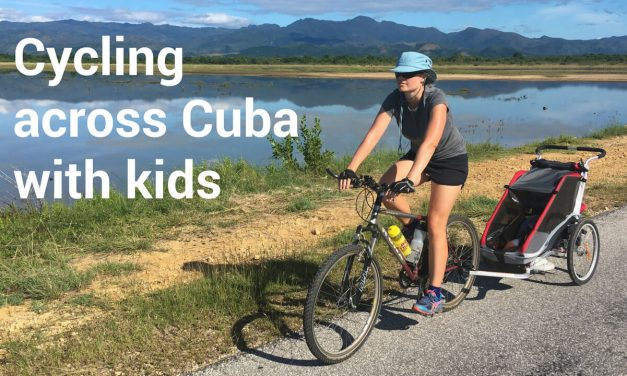 Cycling Cuba with Kids