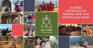 A global community for families who love adventurous travel