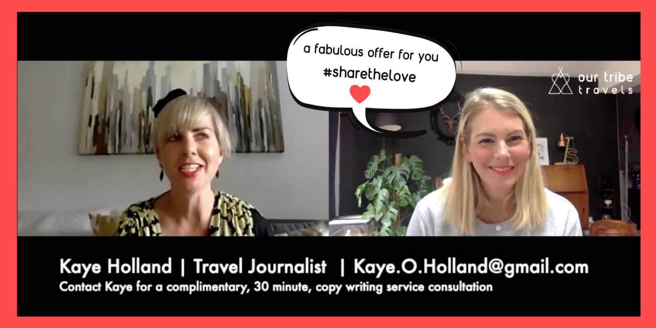 Navigating COVID-19 | Travel Stories with Kaye Holland, Travel Journalist